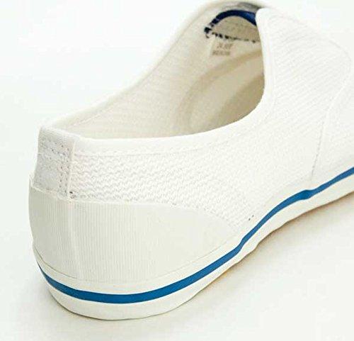 ムーンスター スクールエース3型 上履き 上靴 室内履き 体育館シューズ 21-30cm (26.0, ブルー)