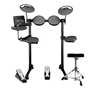ヤマハ 電子ドラムセット ドラム椅子付属 DTX400KS