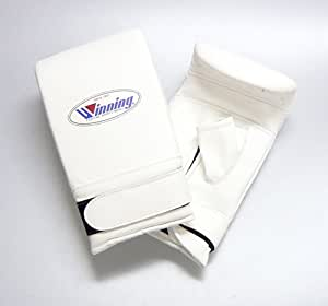 【Winning/ウイニング】 パンチンググローブ デラックスタイプ ホワイト