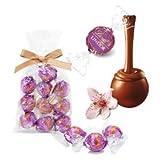 リンツ (Lindt) チョコレート リンドール [ ピック&ミックス ] アーモンド 10個入り 個包装