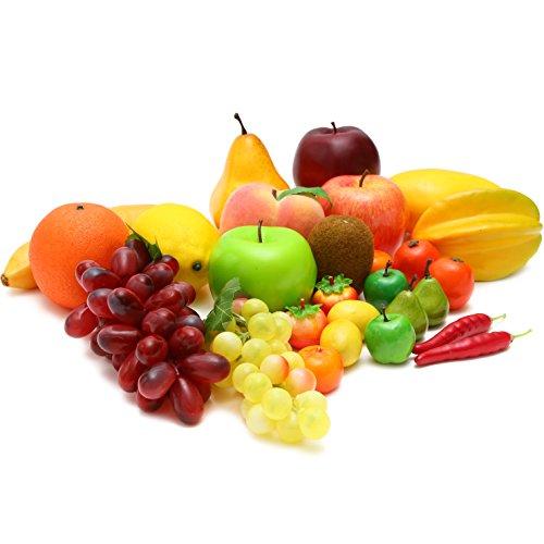 BeeYond フルーツ 食品サンプル セット ディスプレイ...