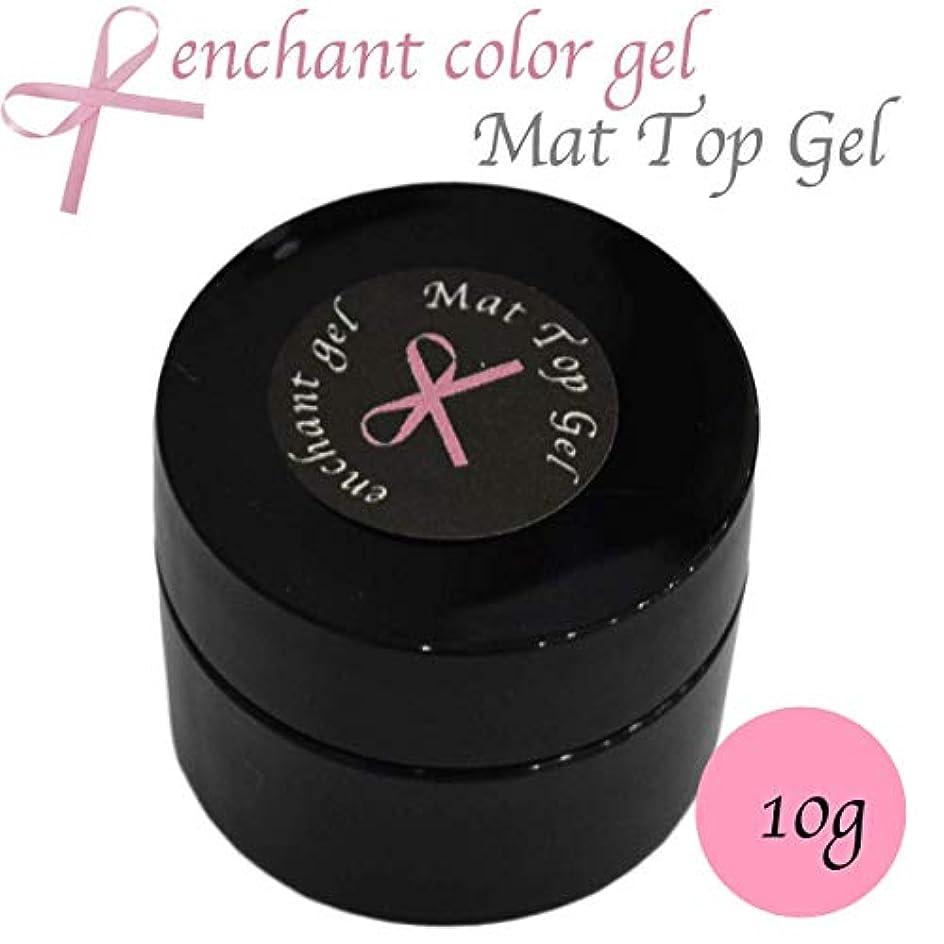 過半数誓い関与するenchant gel mat top coat gel 10g / エンチャントジェル マットトップコートジェル 10グラム