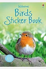Birds Sticker Book Paperback