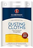 Guardsman Dusting And Cleaning Cloth-5PK ULTIMATE DUST CLOTH (並行輸入品)