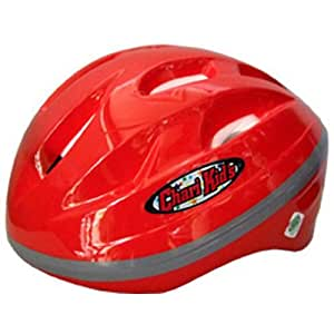 FS-JAPAN [ 石野商会 ] 幼児用サイクルヘルメット [ サイズ ] 50cm~54cm [ カラー ] レッド [ 品番 ] BH-1