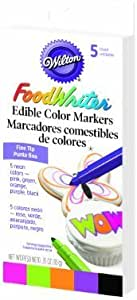 Wilton Food Writer Edible Color Markers by Wilton [並行輸入品]