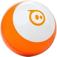 Sphero Mini スマートトイ / プログラミングできるロボティックボール オレンジ 【日本正規代理店品】 M001OAS
