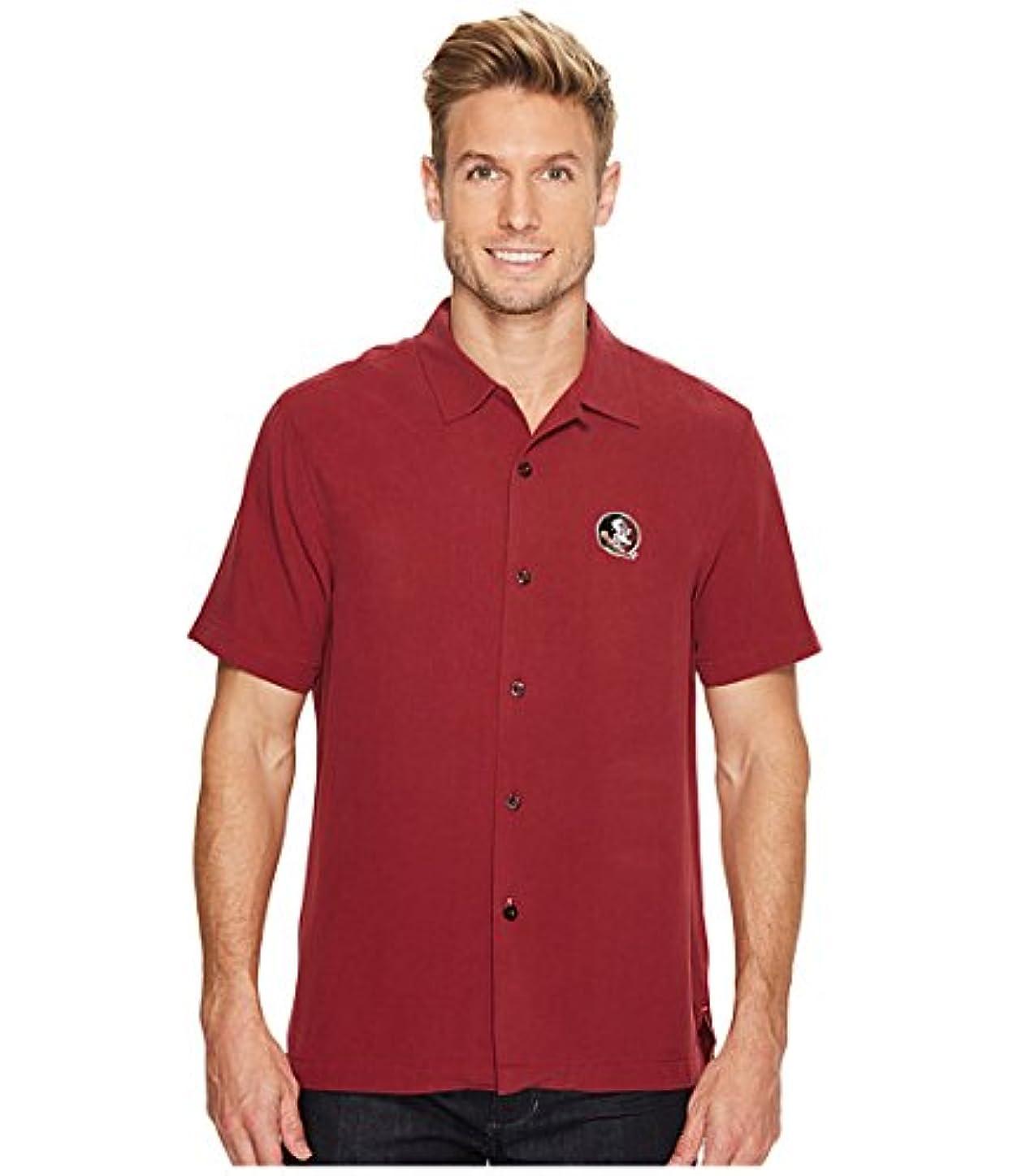 ソロ説明的一族(トミーバハマ)Tommy Bahama メンズシャツ?ワイシャツ Collegiate Series Catalina Twill Florida State University 3XL 3XL [並行輸入品]