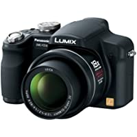 パナソニック デジタルカメラ LUMIX (ルミックス) ブラック DMC-FZ18-K
