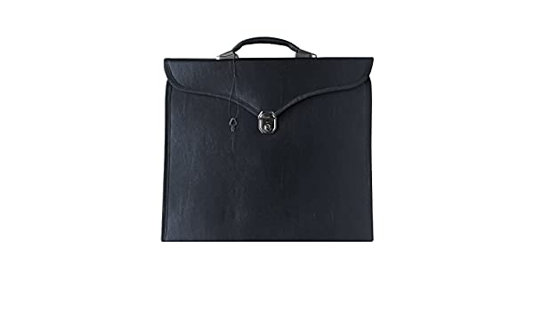 Masonic Regalia Aprons File Case with Hard Handle For MM//WM Apron in BriefCase Style Zest4Canada INC.