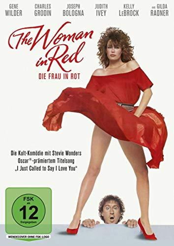 Die Frau in Rot - The Woman in Red, 1 DVD