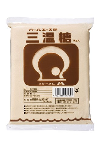 パールエース パールエース印 三温糖 1kg
