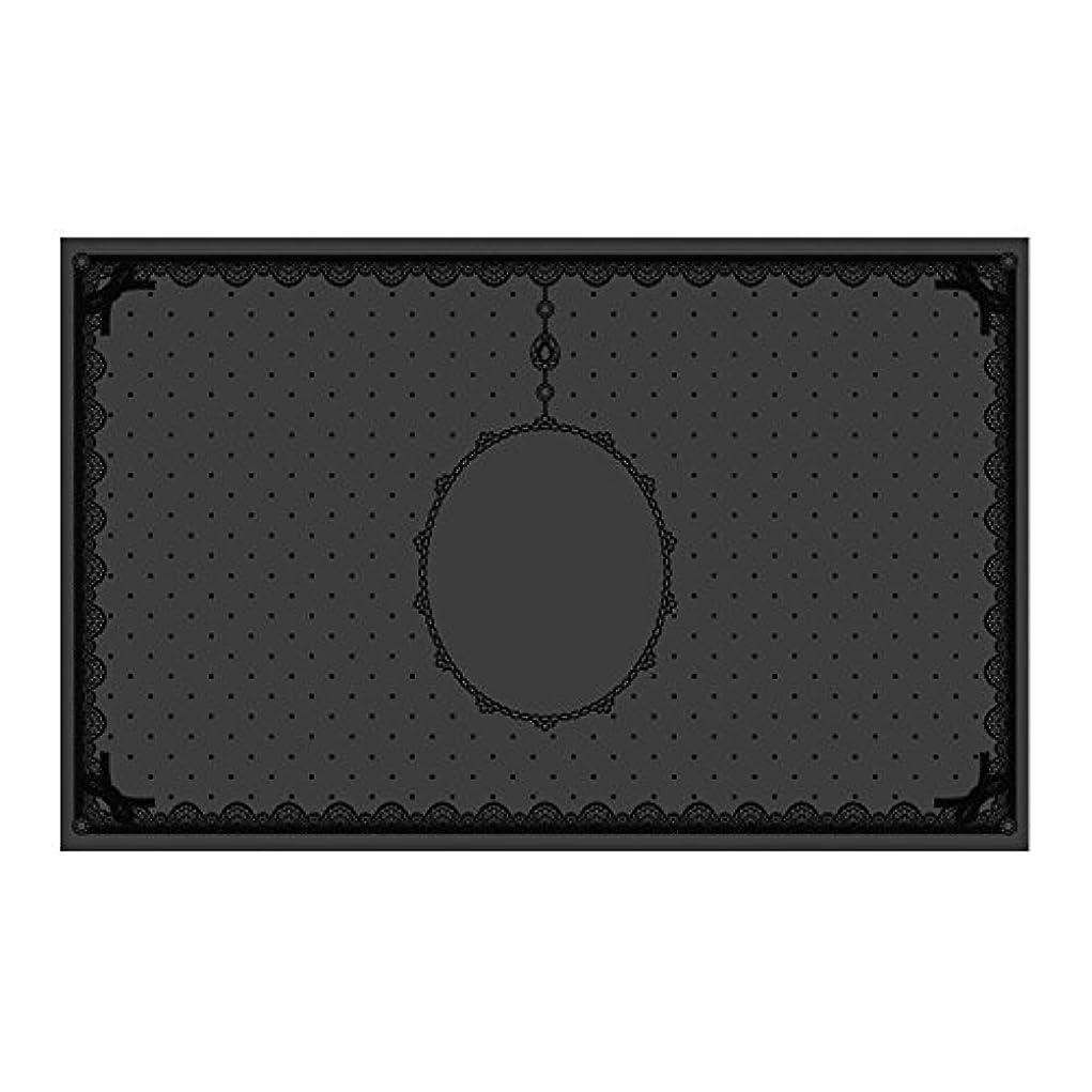 積極的に予約オーガニックシリコンマット(表面コート)ブラック