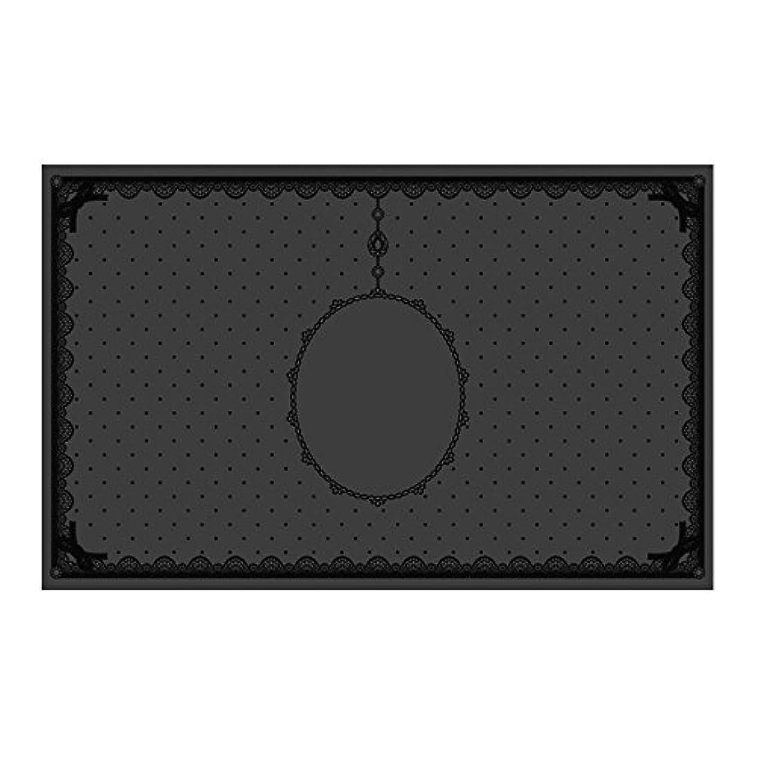 統計特徴何シリコンマット(表面コート)ブラック