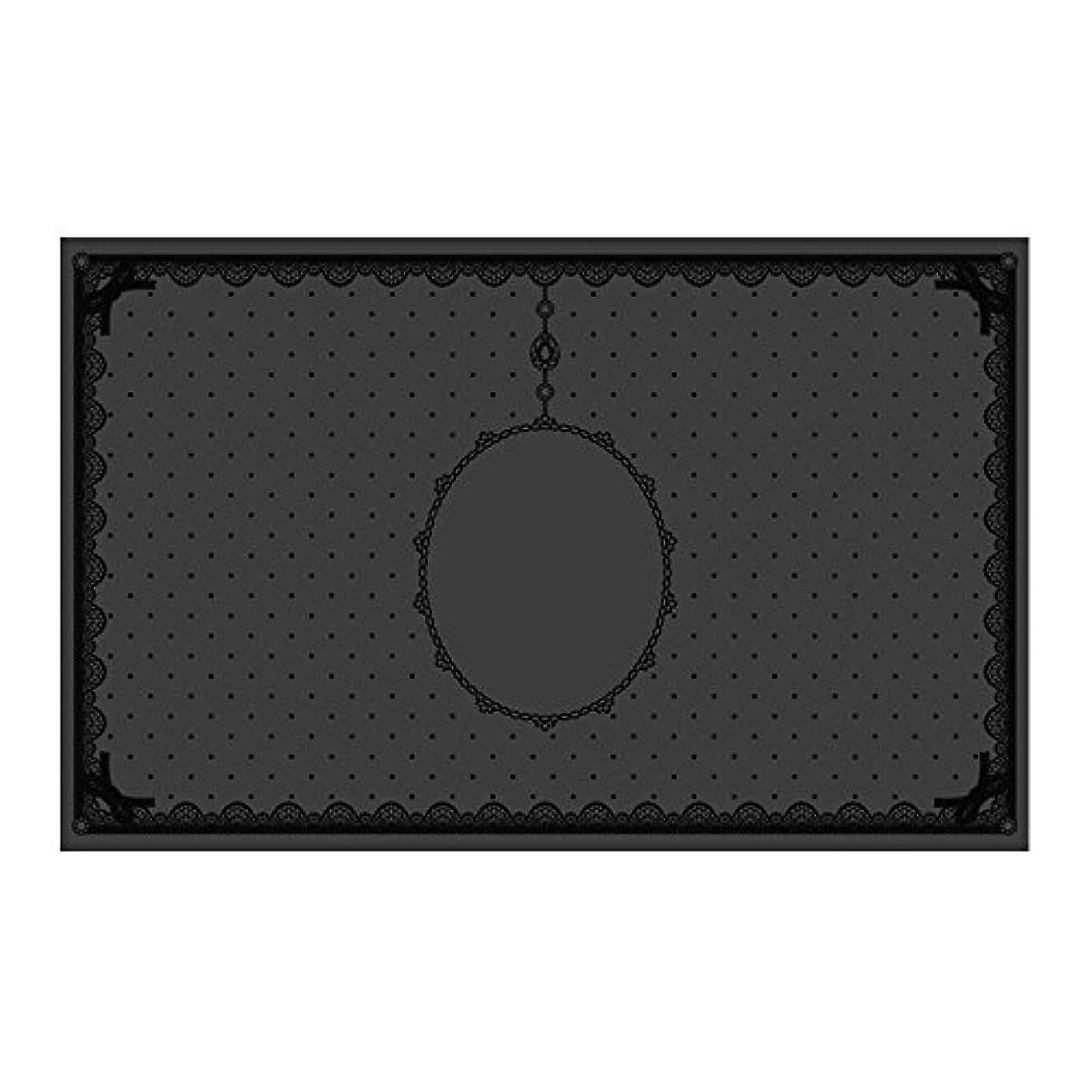 経験者論理全体にシリコンマット(表面コート)ブラック