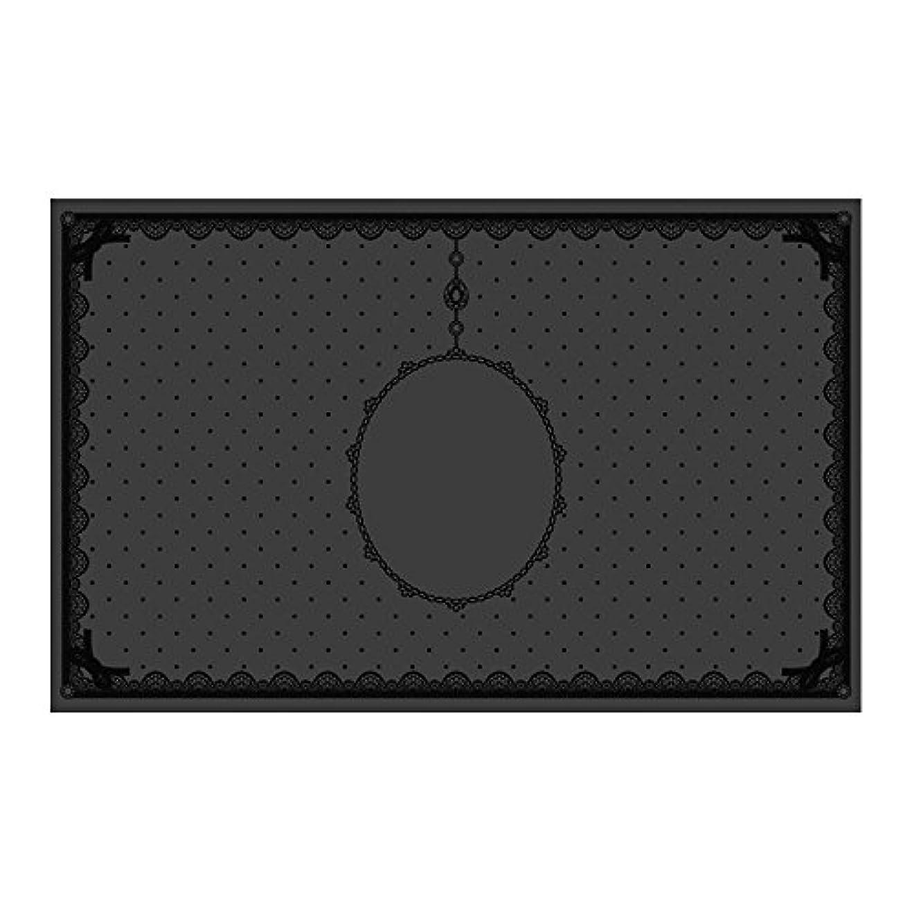 やむを得ないペフアロングシリコンマット(表面コート)ブラック