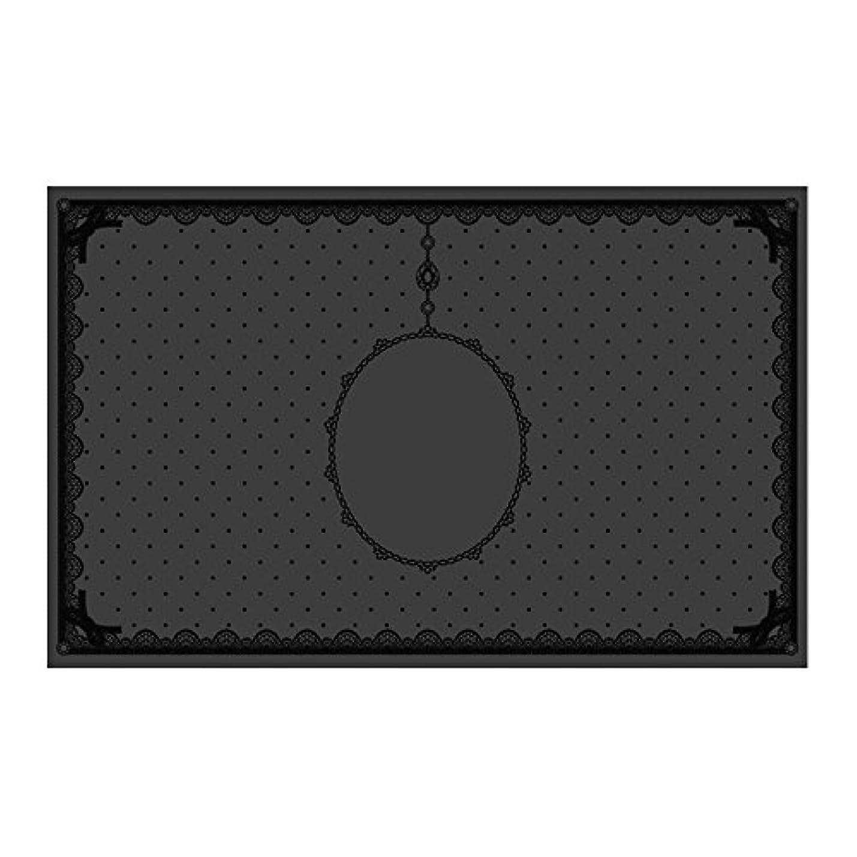 自然コンデンサーアベニューシリコンマット(表面コート)ブラック