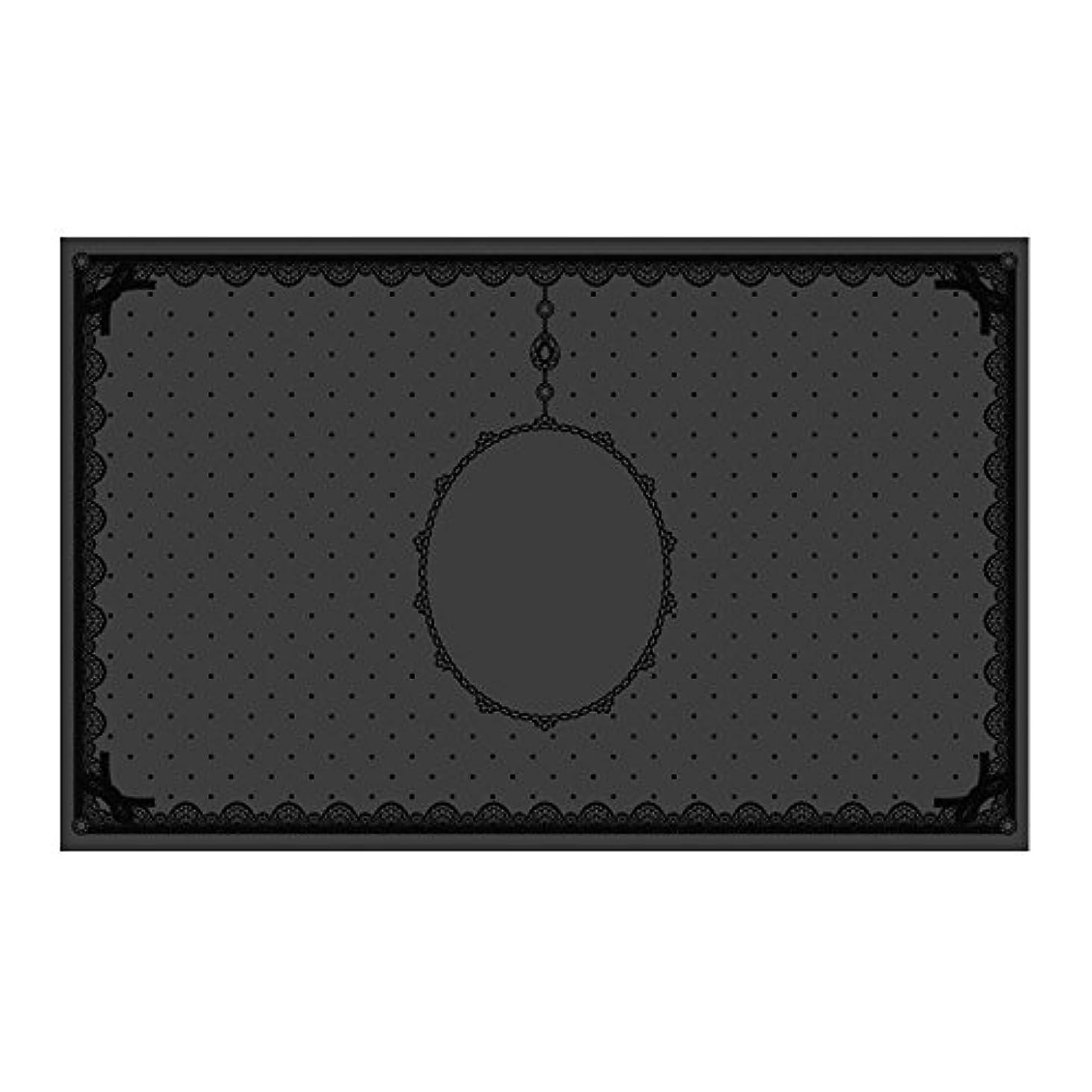 開拓者旧正月ルールシリコンマット(表面コート)ブラック
