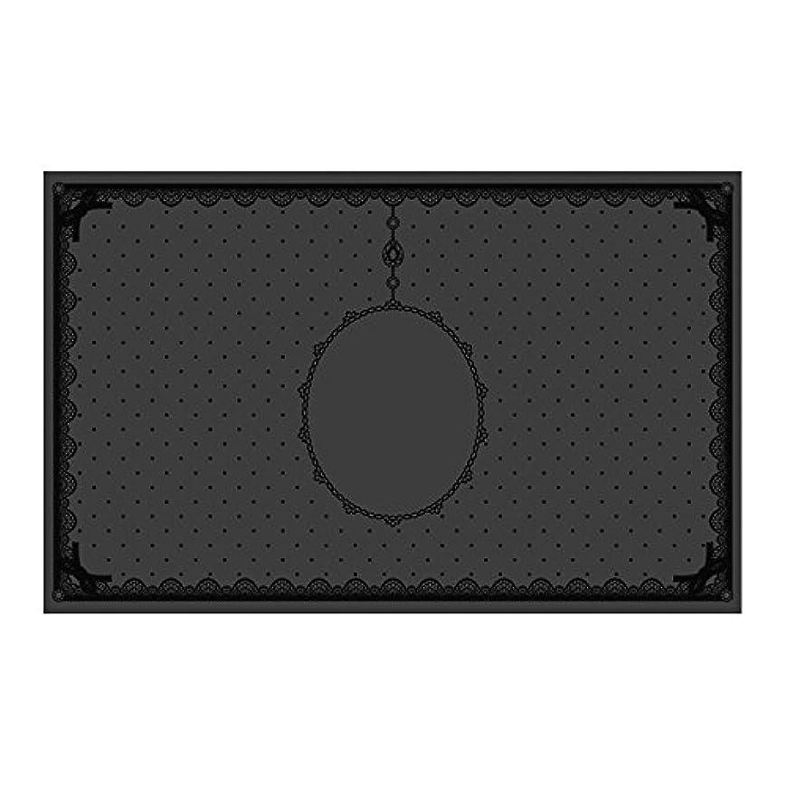 ペナルティベルト同一性シリコンマット(表面コート)ブラック