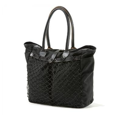 Arts & Crafts Tote Bag: Black