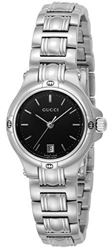 腕時計 9045 SS ブラック YA090506 レディース グッチ