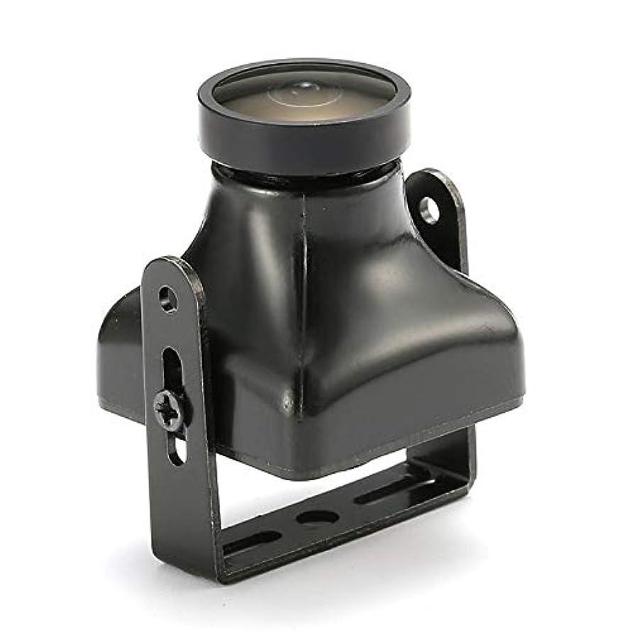 区三不道徳HONG YI-HAT 1200TVL 0.01Lux / 1.2F四色PALとNTSCワイドアングルFPVカメラのRCドローン ドローンスペアパーツ (Color : Silver PAL)