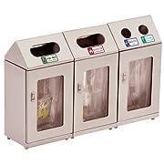 トミーテック ジオコレ 部品模型 EK06駅のゴミ箱 スチールタイプ ジオラマ用品