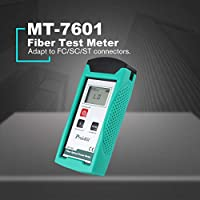 Pros'Kit MT-7601高精度光ファイバーパワーメーター光減衰テスター(カラー:グリーン)