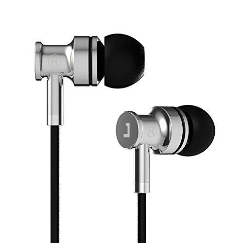 Jayfi JA40 カナル型 イヤホン 高音質 重低音 ステレオイヤフォン 遮音性 リモコン マイク付き 手作り高級 イヤフォン スマートフォンに対応