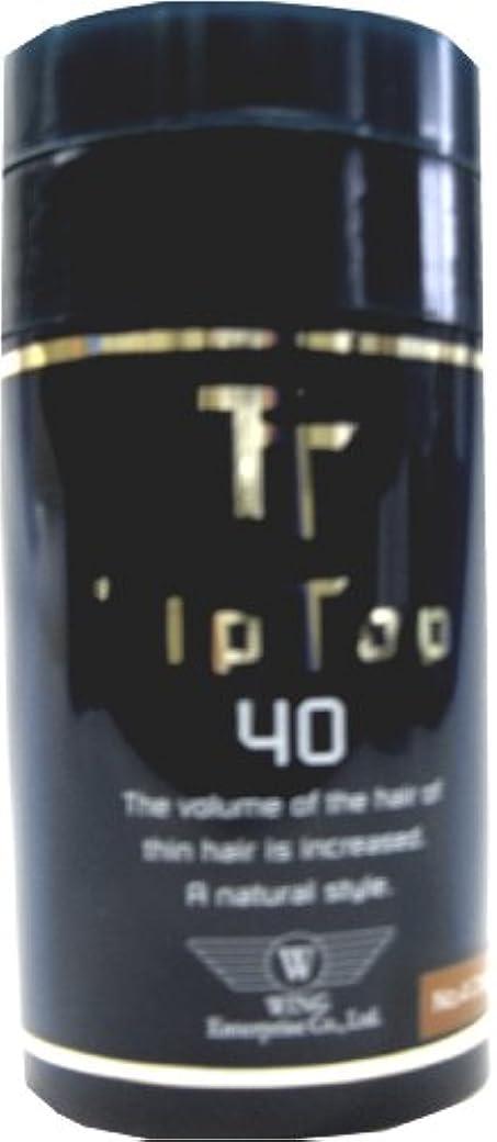 落とし穴タンクライナーウイングエンタープライズ ティップトップ 40 No.6 ライトグレー 40g