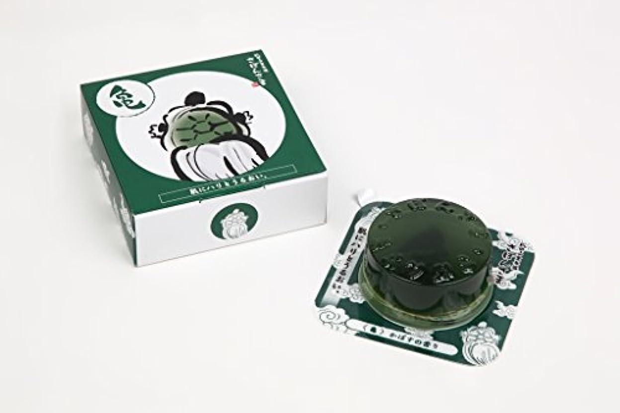去る口述する吹きさらし成田山表参道 さぼんさま〈亀〉かぼすの香り 80g