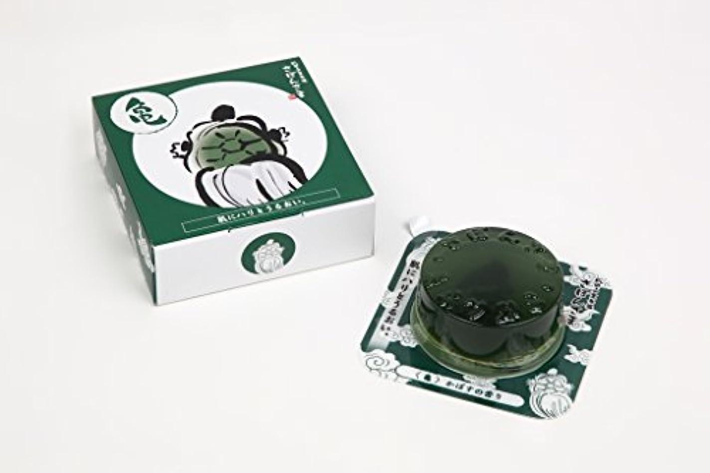 欲望鋸歯状ピザ成田山表参道 さぼんさま〈亀〉かぼすの香り 80g