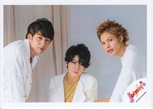 KAT-TUN mini公式写真(L判の半分サイズ)