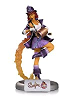 DC Collectibles DC Bombshells: Starfire Resin Statue [Floral] [並行輸入品]