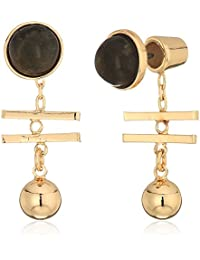 Danielle Nicole Klee Drop Earrings