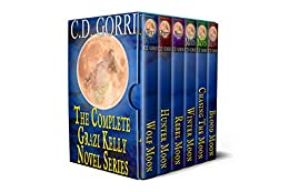 The Complete Grazi Kelly Novel Series: (The Grazi Kelly Novel Series Books  1-6) by [Gorri, C.D.]