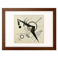 ワシリー・カンディンスキー Wassily Kandinsky (Vassily Kandinsky) 「Komposition, 1923.」 額装アート作品