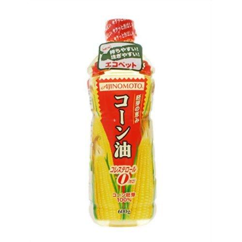 味の素 胚芽の恵みコーン油 コレステロールゼロ