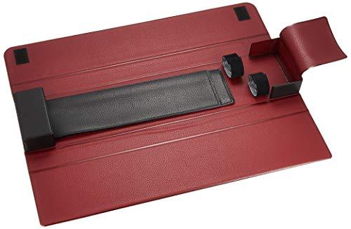 貝印『包丁ケース2本用赤黒(AHU9701)』