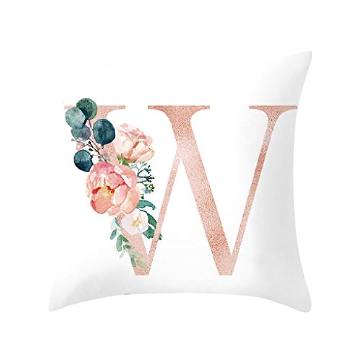 ジャンクベーカリーるLIFE 装飾クッションソファ手紙枕アルファベットクッション印刷ソファ家の装飾の花枕 coussin decoratif クッション 椅子