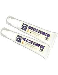 《K?リゾレシチン》アルファ?ベスト?液状タイプ (AZ-ABE) 2本セット 【レシチン サプリメント 大豆レシチン】