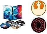 【Amazon.co.jp限定】スター・ウォーズ/スカイウォーカーの夜明け 4K UHD MovieNEX スチールブック(丸眞コラボレーション企画 オリジナルもちもちクッション付き) [4K ULTRA HD+3D+ブルーレイ+デジタルコピー+MovieNEXワールド] [Blu-ray]