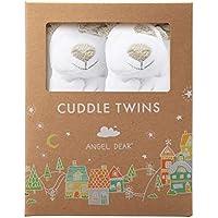 Angel Dear Cuddle Twins Blankie, Spotted Pup by Angel Dear