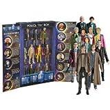 Doctor Who (ドクター・フー) 11 Doctors アクションフィギュア Set(並行輸入)