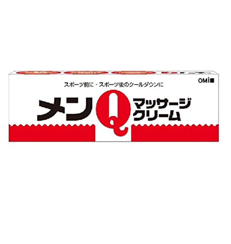 ボイラー文芸背の高い近江兄弟社 メンQマッサージクリーム 65g