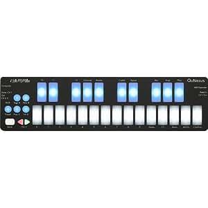 Keith Mcmillen MIDIコントローラー QuNexus