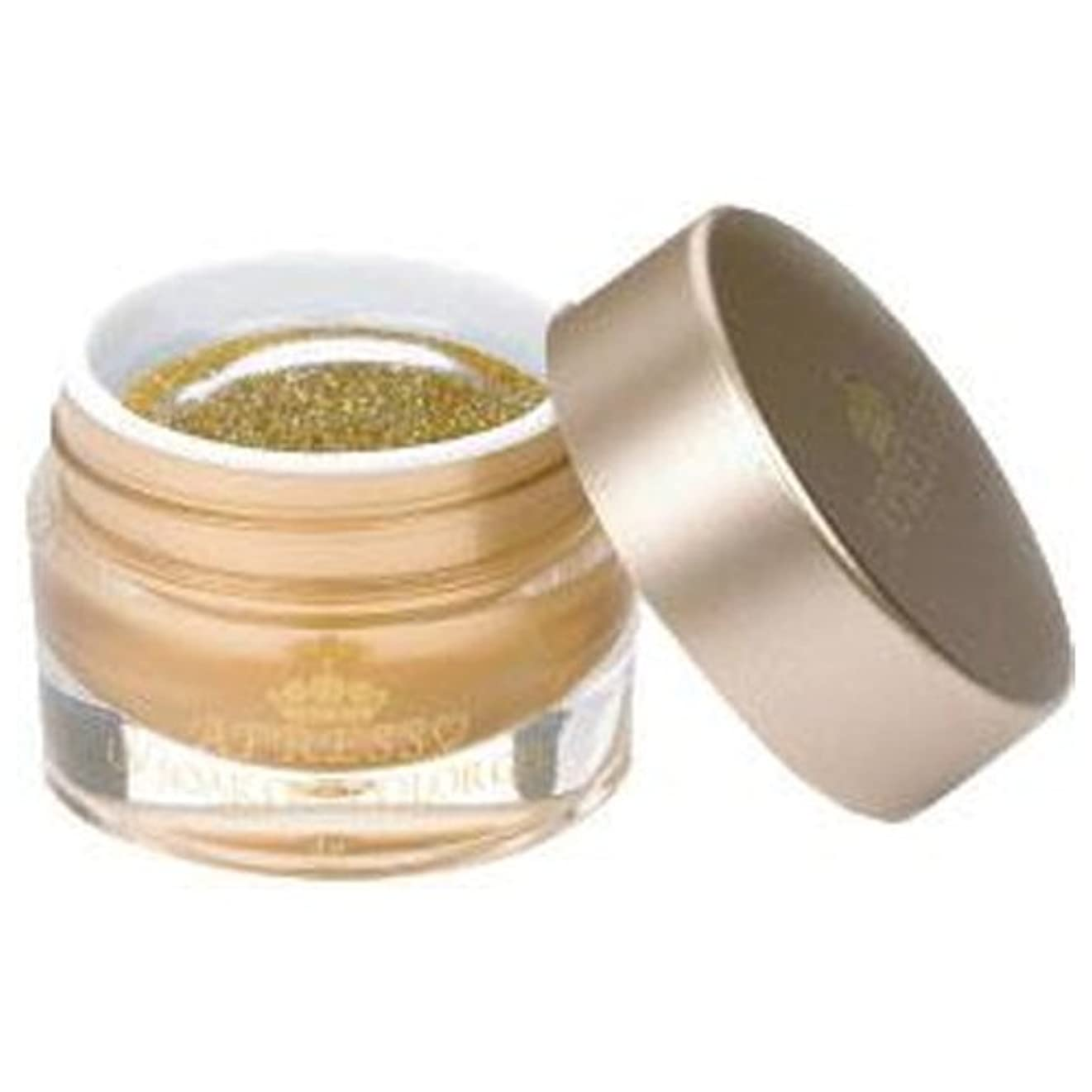 ベーカリー換気する不安定なAPRESSO UV Glitter Gel S-H Gold
