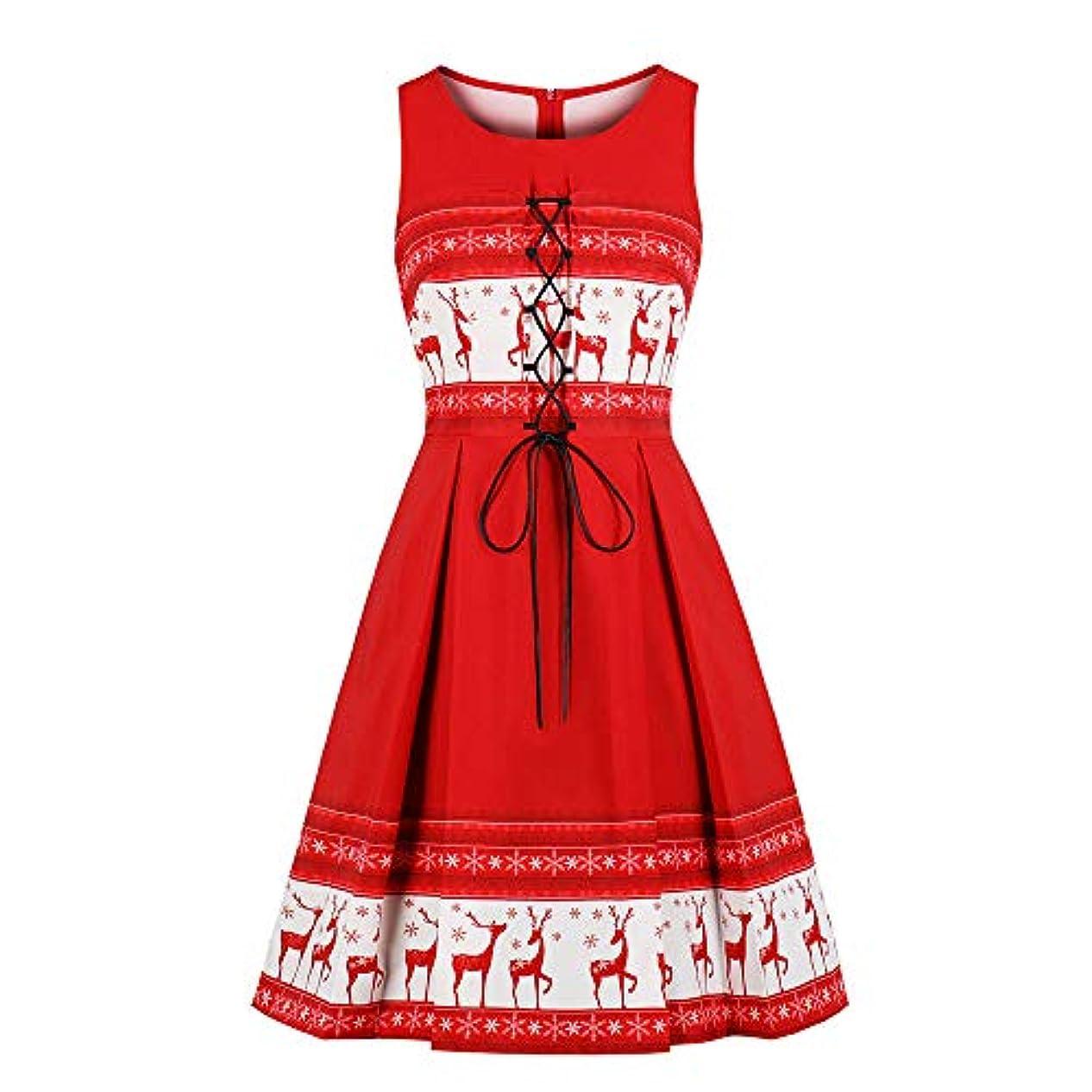 ワンピース BOBOGOJP 4種類 S?4XL クリスマス スペシャル 女性 レディース ビンテージ アンティーク 華やかな 美しい 主人公 ノースリーブ イブニングパーティー ドレス スイング ドレス