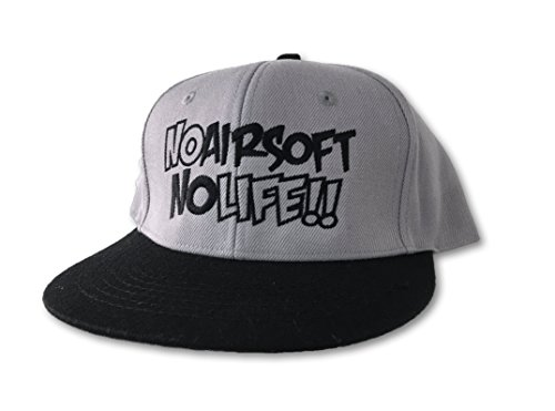 URベースボールキャップ−Baseball Cap- (No Airsoft No Life)