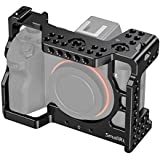 SMALLRIG Camera A7RIII/A7M3/A7III Cage for Sony A7R III/A7M3/A7 III Cage Kit Accessories- 2087